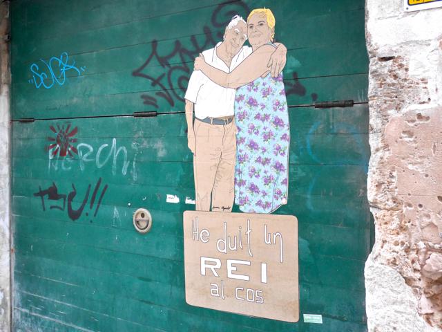 Steet Art Joan Aguiló