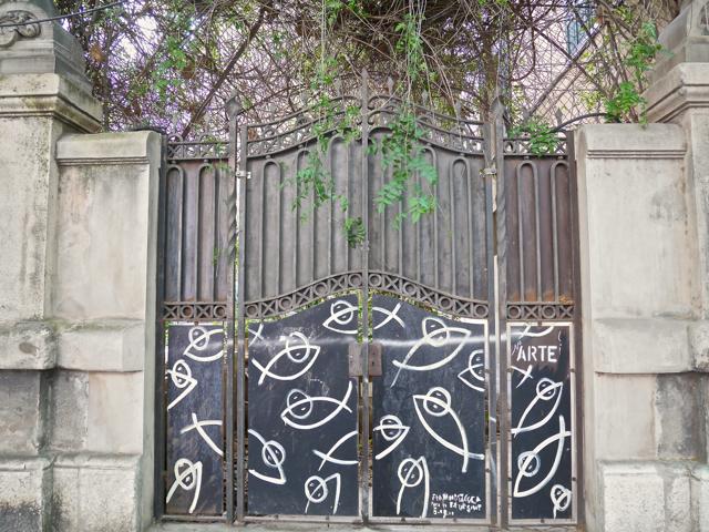 Street Art Antonio Fernández Coca