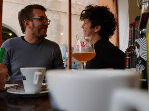 Mónica Román Ramis and Ignasi Ignacio Crespi