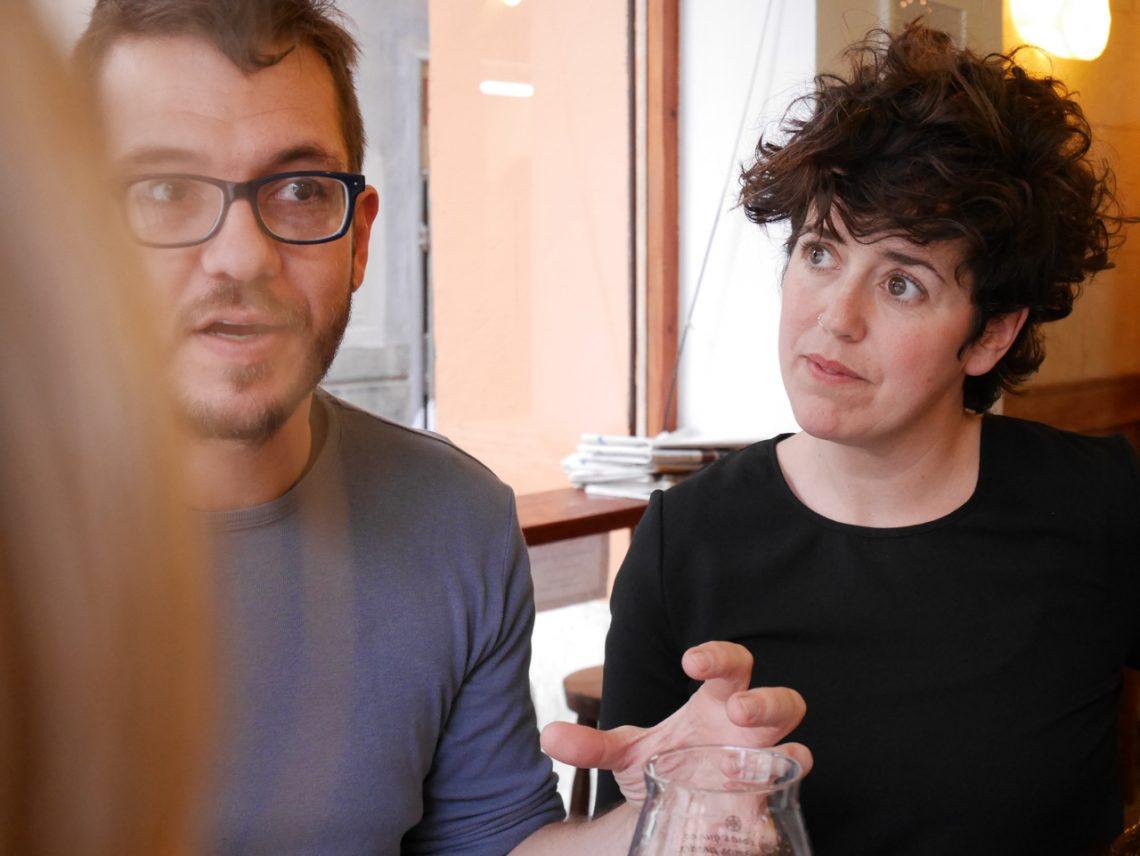 Mónica Román Ramis and Ignasi Ignacio Crespí about dreams, natural delights and running a restaurant