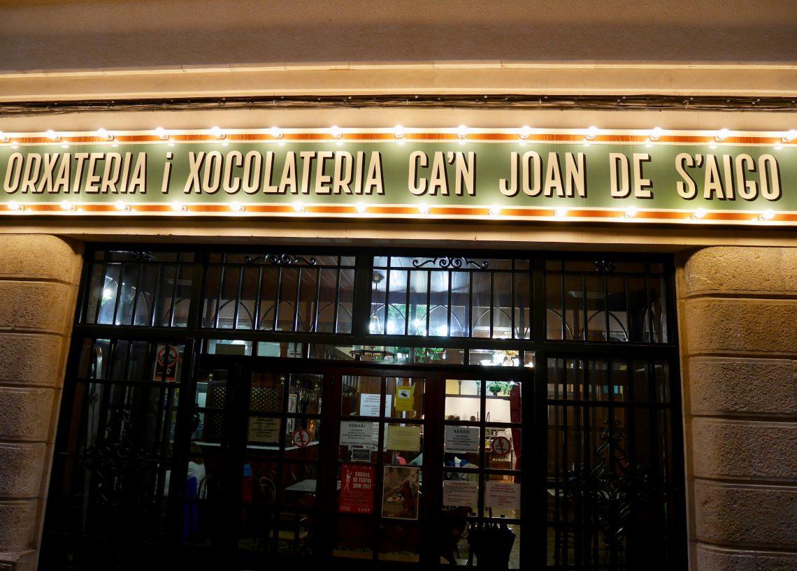 Can Joan de S'Aigo