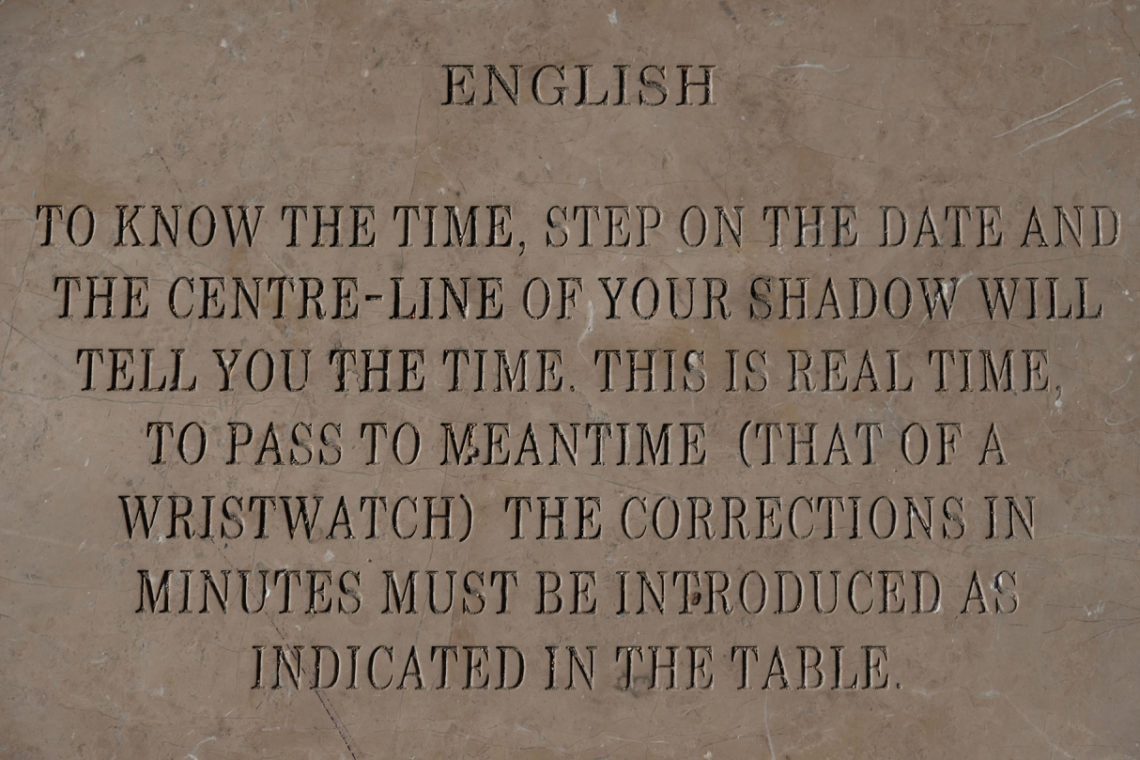 Rellotge de Sol