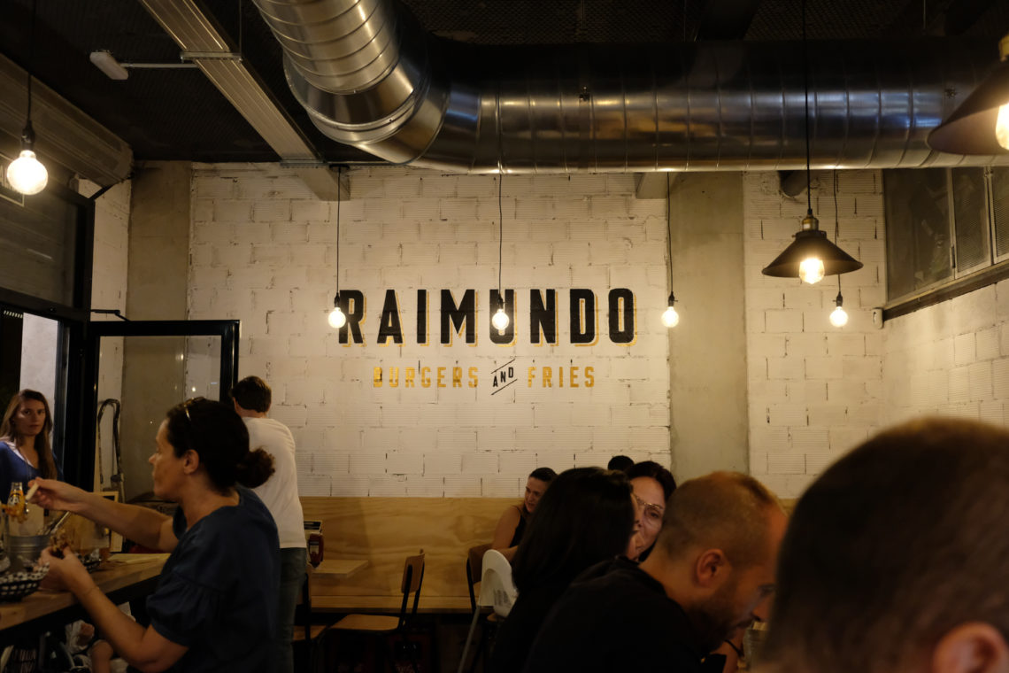 Raimundo Burgers and Fries