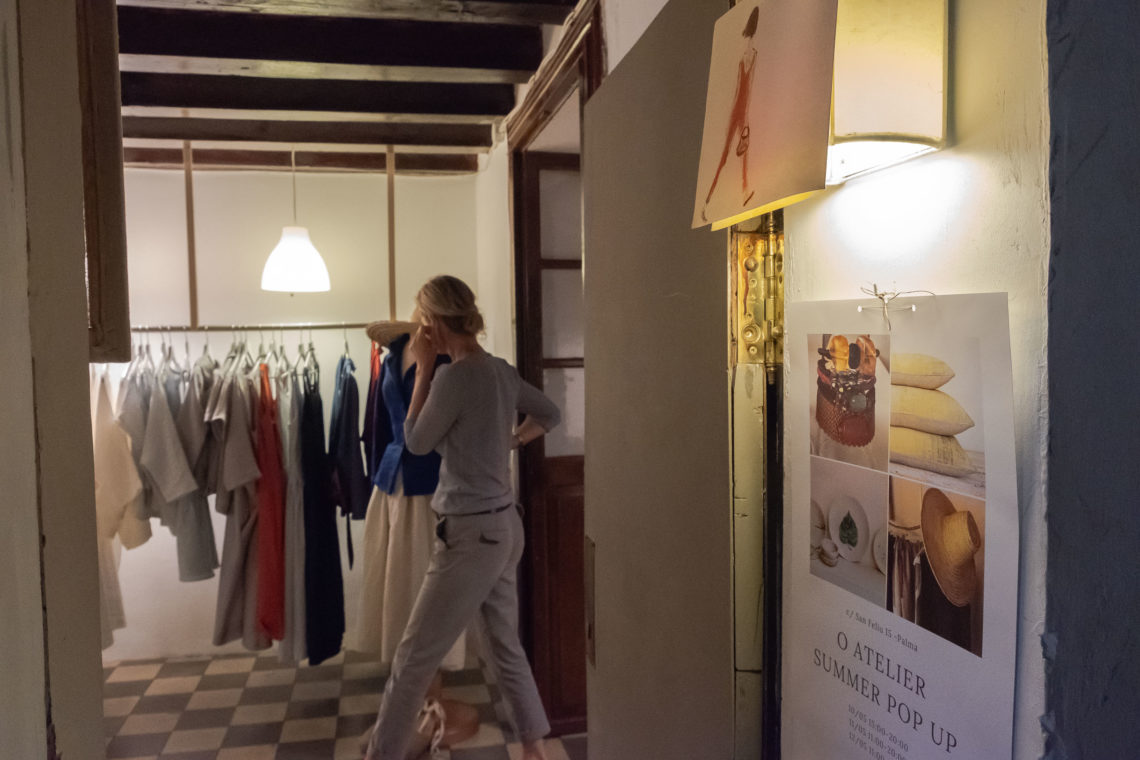 O Atelier Summer Pop Up