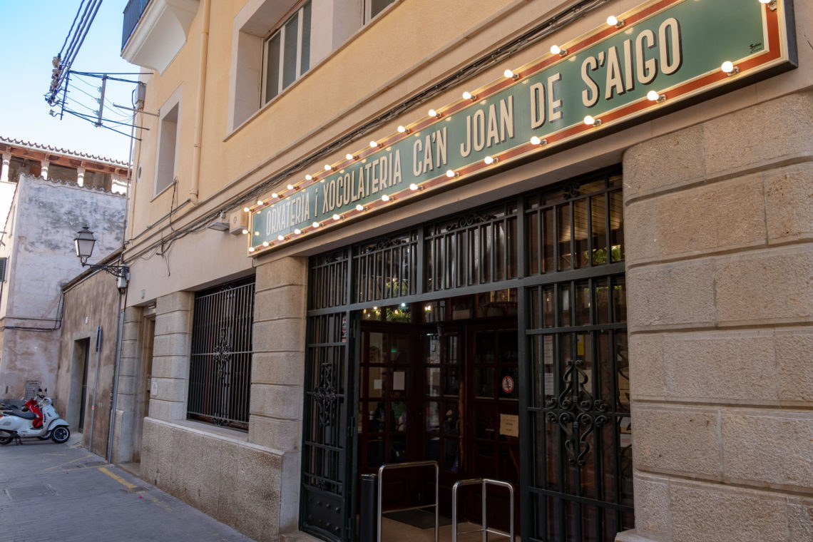 Best Ice Cream in Palma - Can Joan de S'Aigo
