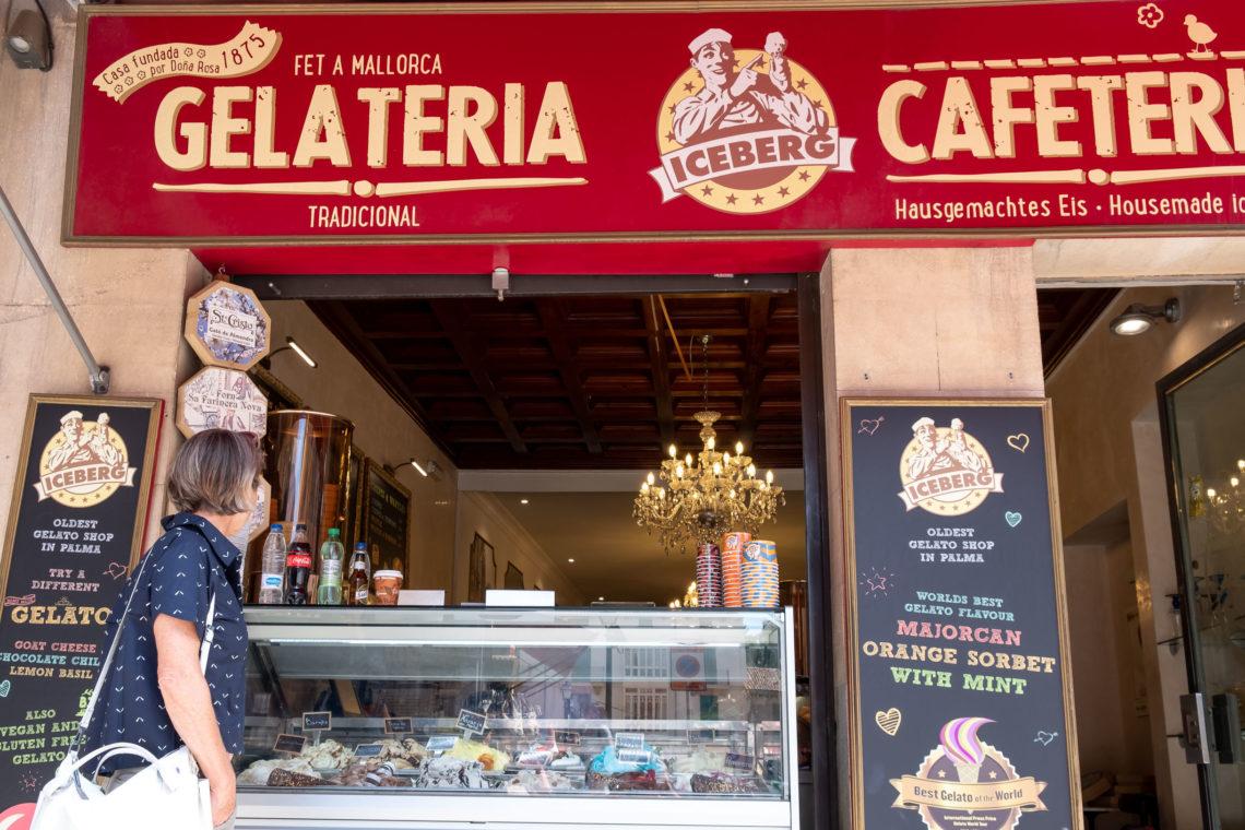 Best Ice Cream in Palma - Iceberg