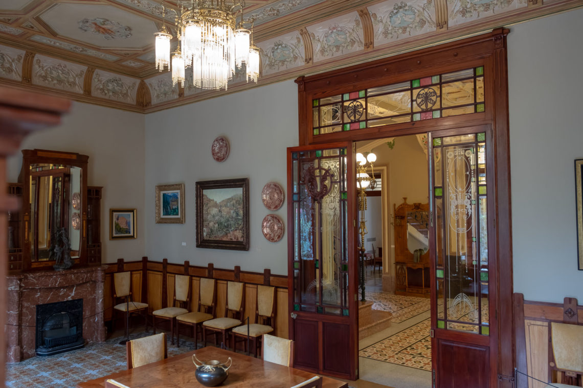 Can Prunera Museu Modernista Sóller
