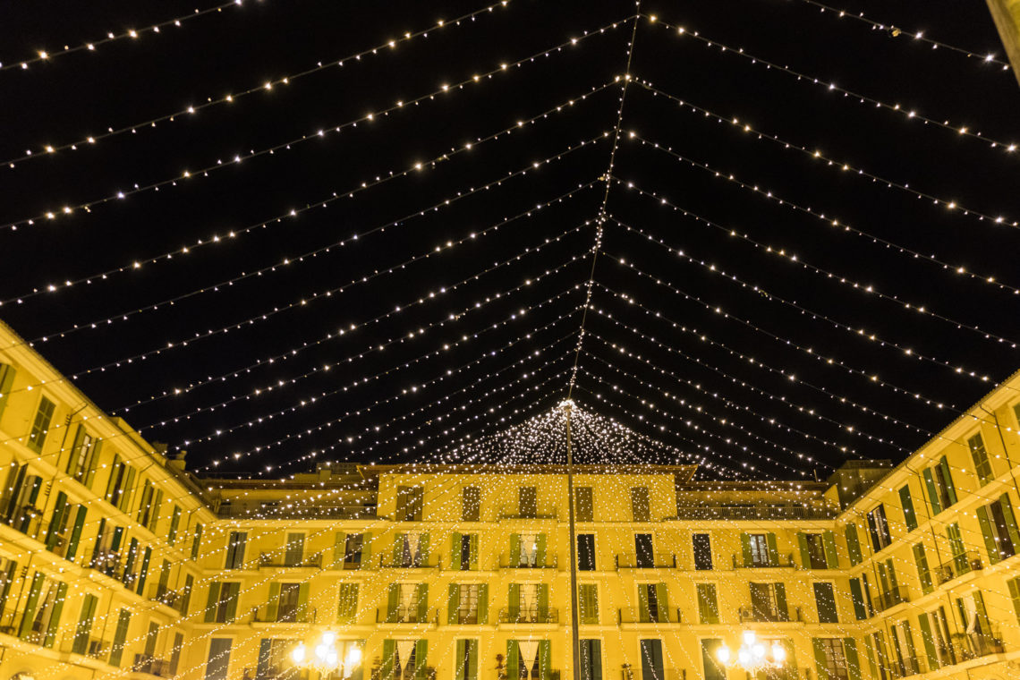 Plaça Major X-mas