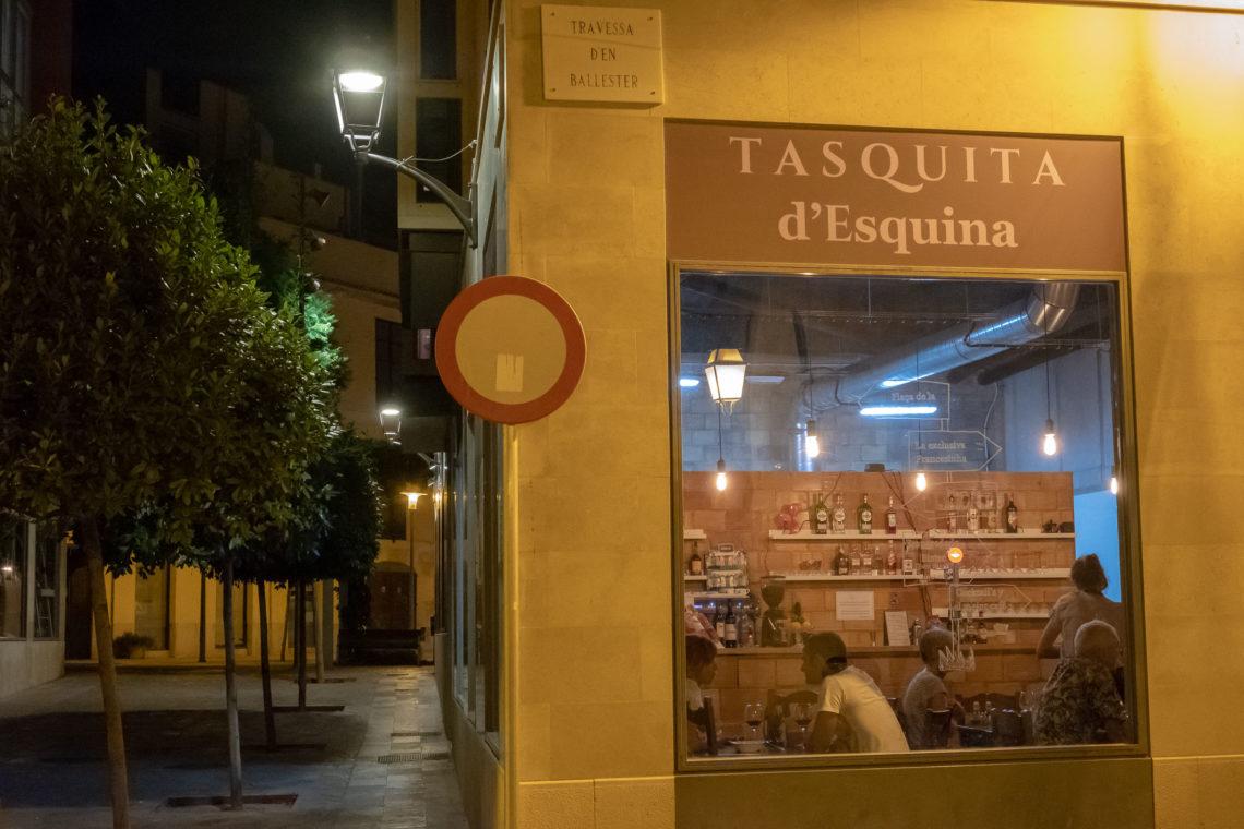 Tasquita d'Esquina