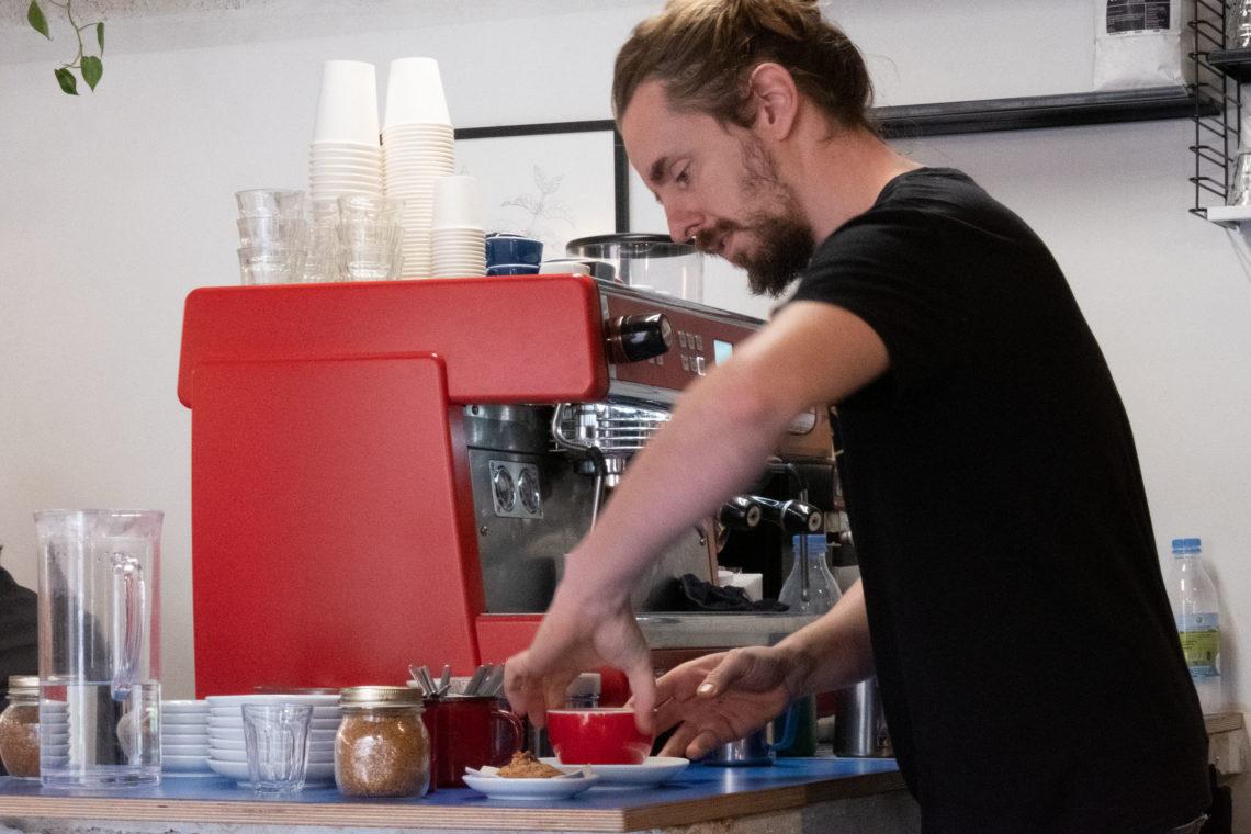 Best Coffee Shops Palma de Mallorca Café Riutort
