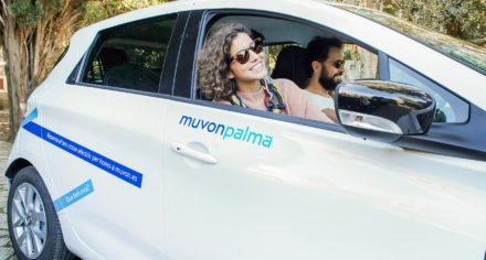 Carsharing Palma Muvon
