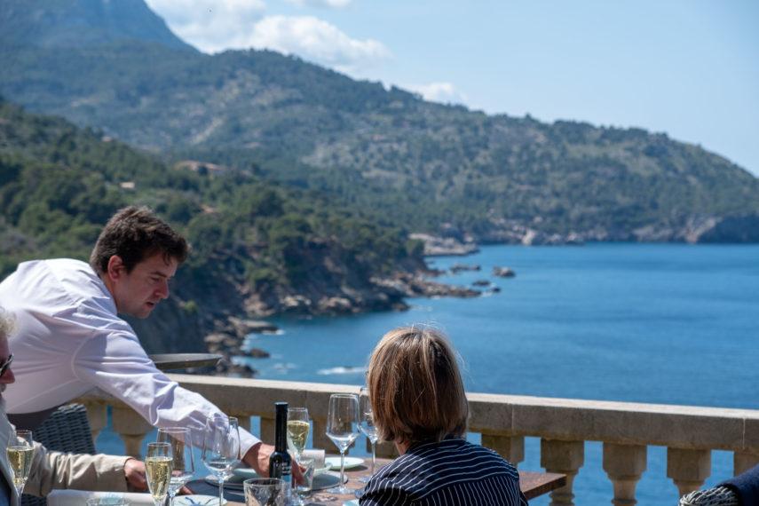 Culinary hideaway: Béns d'Avall
