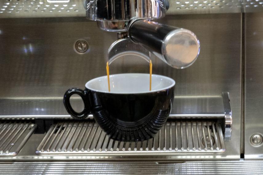 It's roasted: Mistral specialty coffee - Estilo Palma