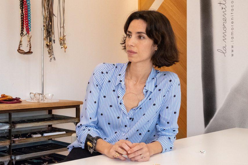 Café con Alma López: I'm a gold girl