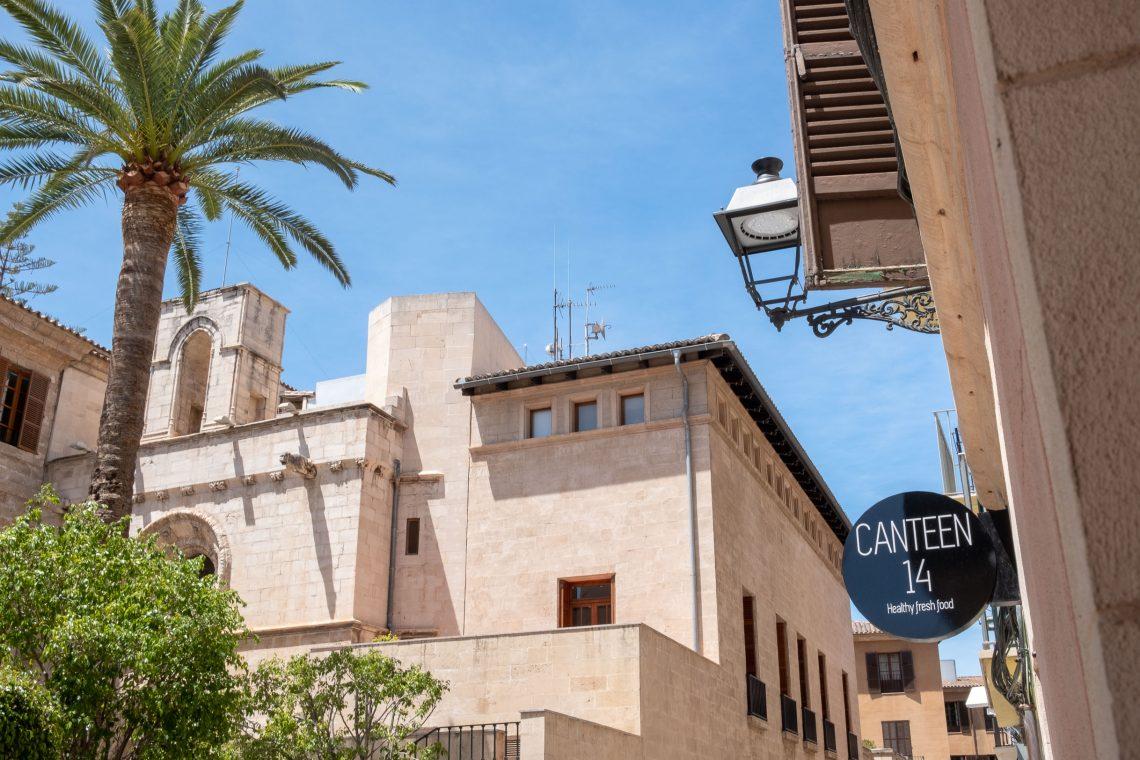 Canteen 14 Palma
