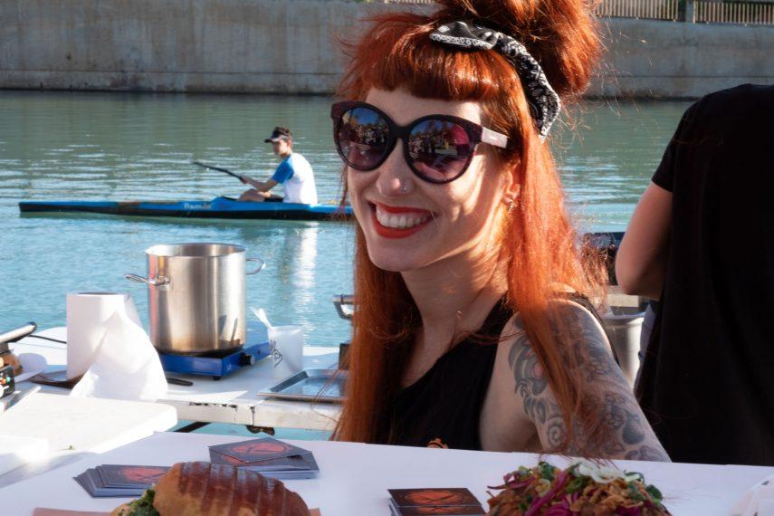 Rhythm and food: Van Van Palma