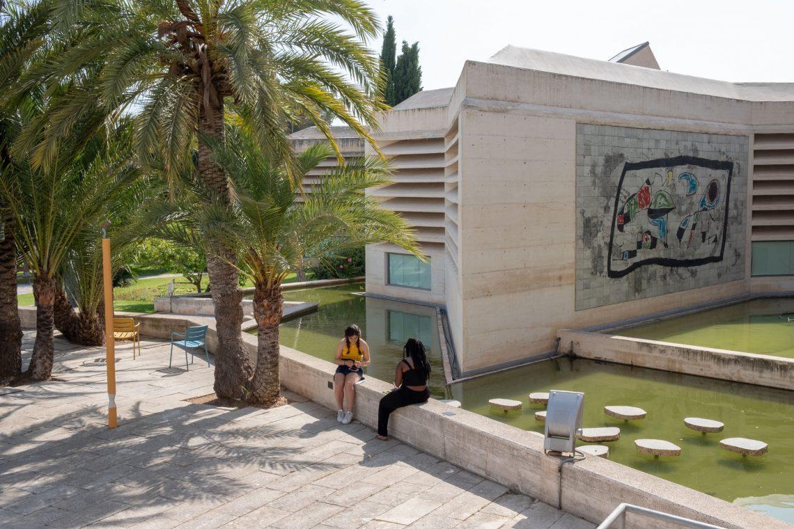 Miró Mallorca sculpture garden