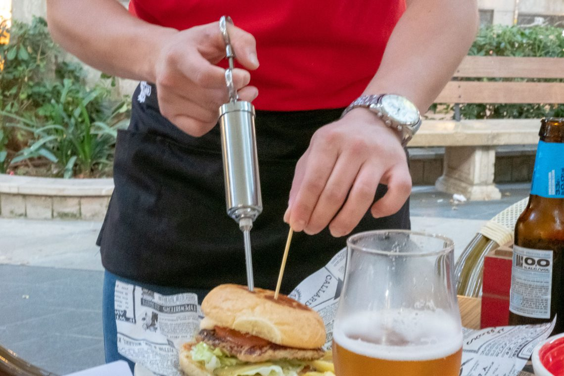 Burger Lab Palma