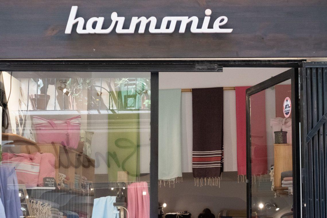 Harmonie tienda de foutas