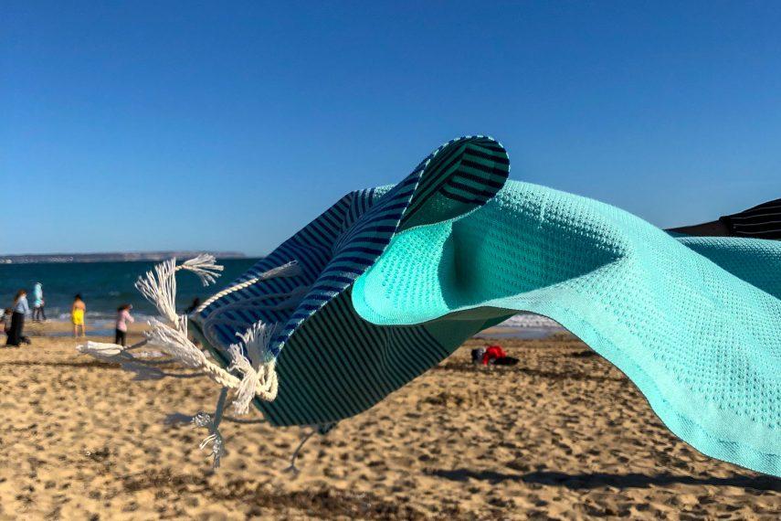 Beach time: Harmonie tienda de foutas - Estilo Palma