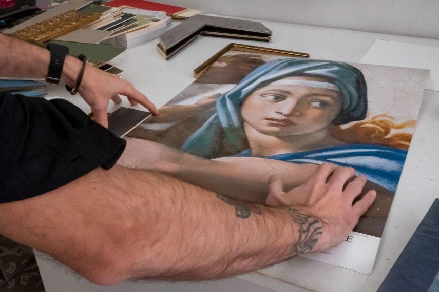 Made to measure: Ramón Bellas Artes - Estilo Palma