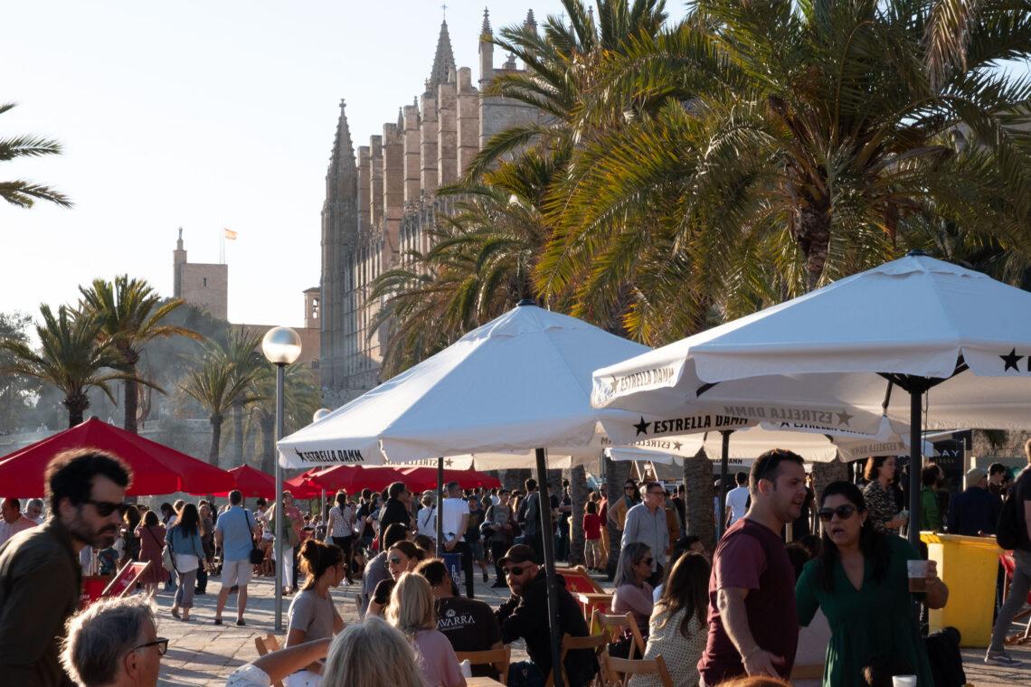 Tourism on Mallorca