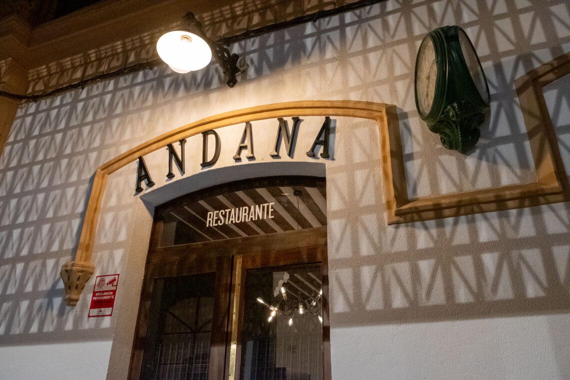 Andana by Maca de Castro