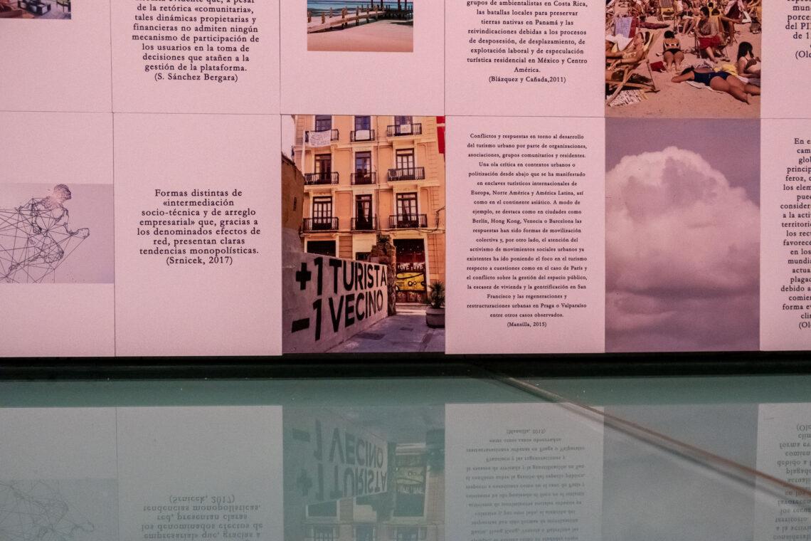 War approaches to tourism: Marina Planas