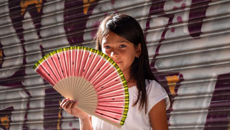 I fancy your fan: Fan it