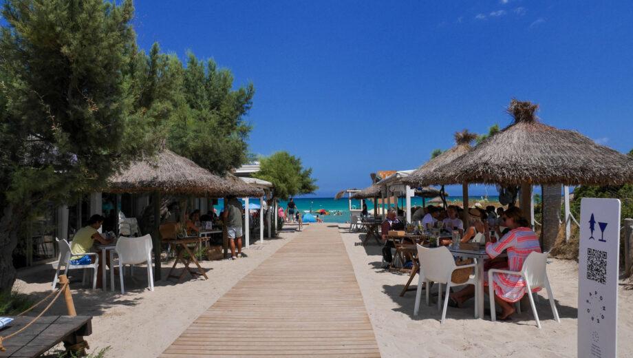 Ponderosa Beach