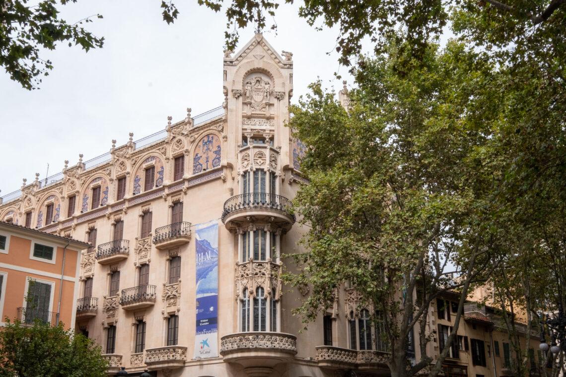 Gran Hotel, Palma