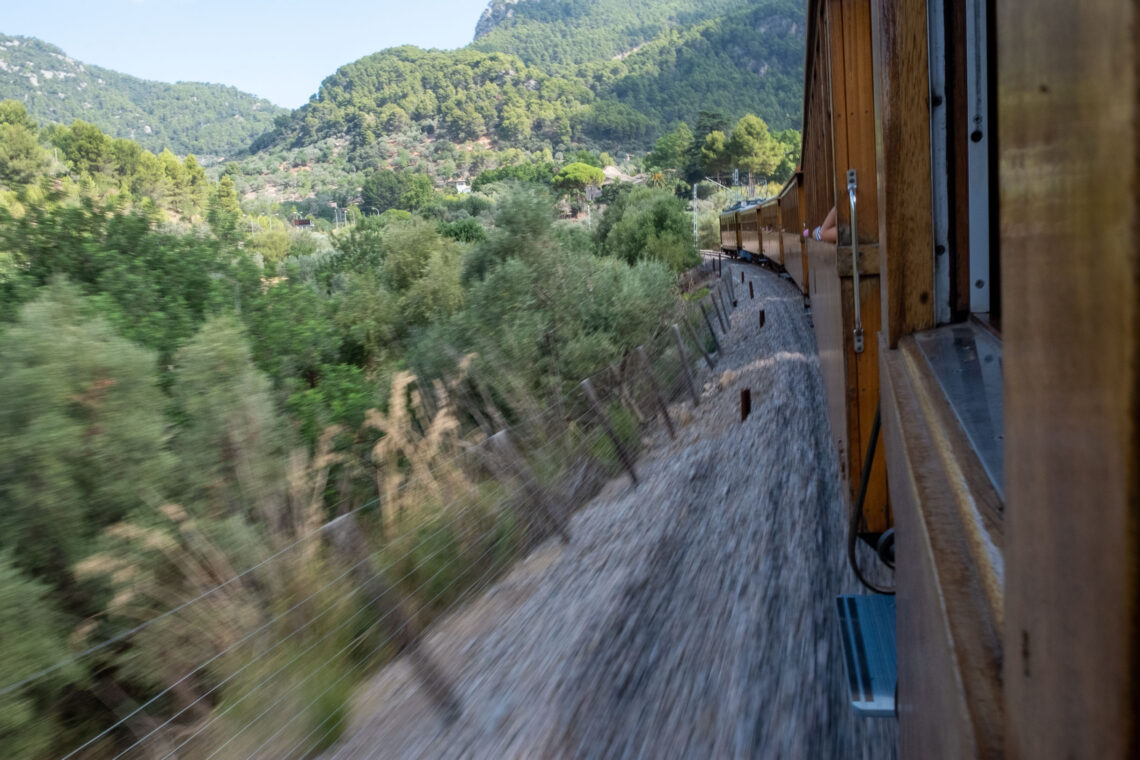 El Tren de Sóller