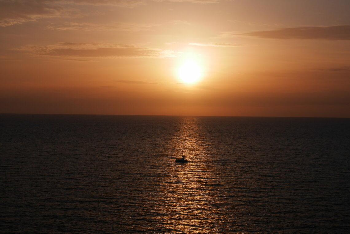Sunset on Mallorca