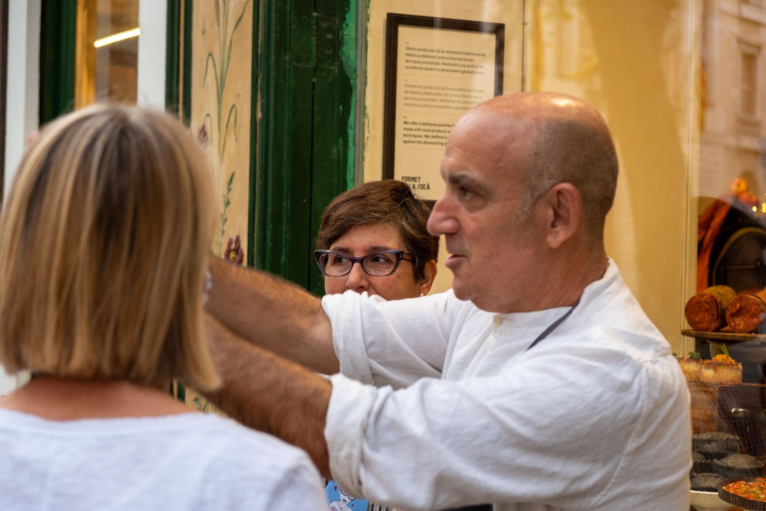 Café con María José Orero + Tomeu Arbona: Radical tradicional - Estilo Palma