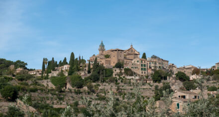 Hiking around Valldemossa