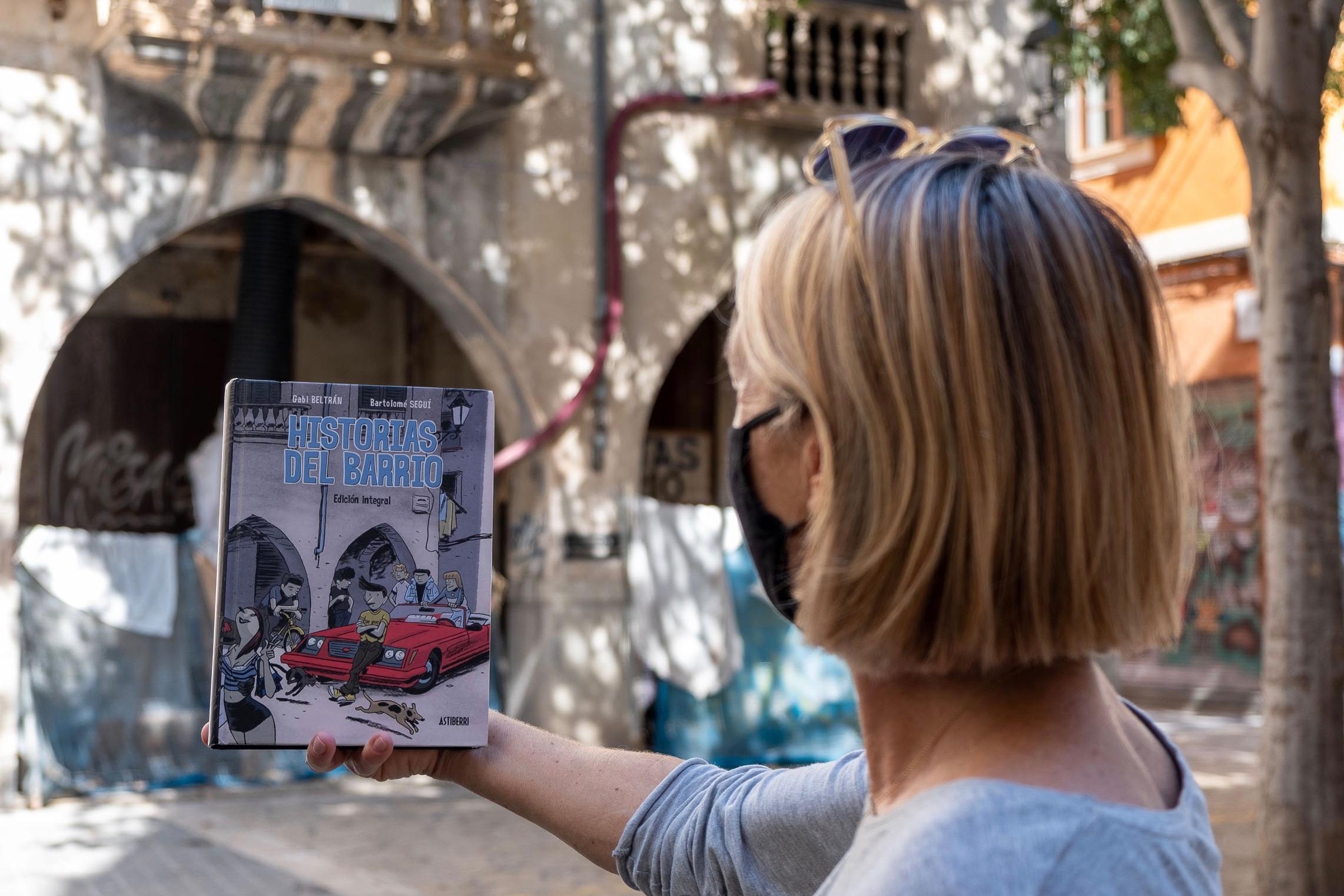 Coming of age: Historias del Barrio - Estilo Palma