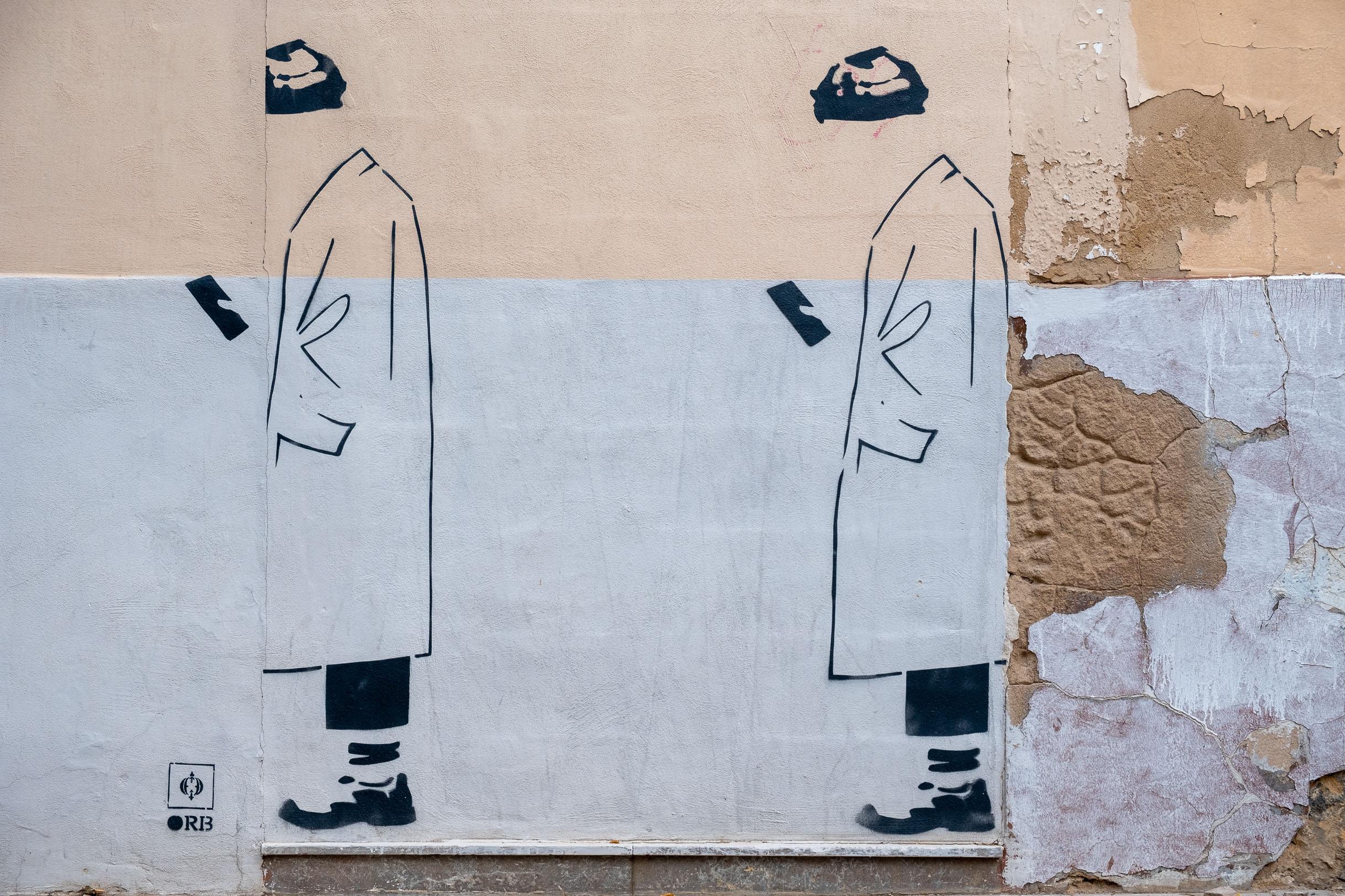 Street Art #26 - Estilo Palma
