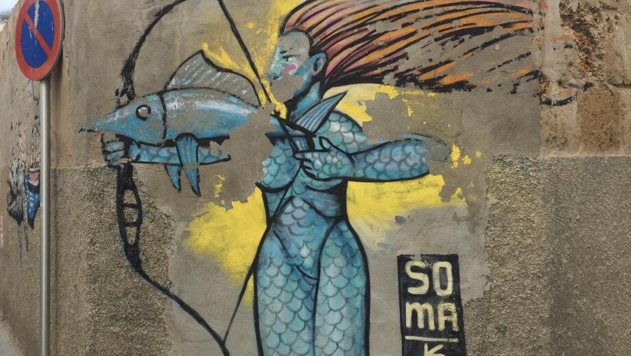 Con-temporary art: SOMA