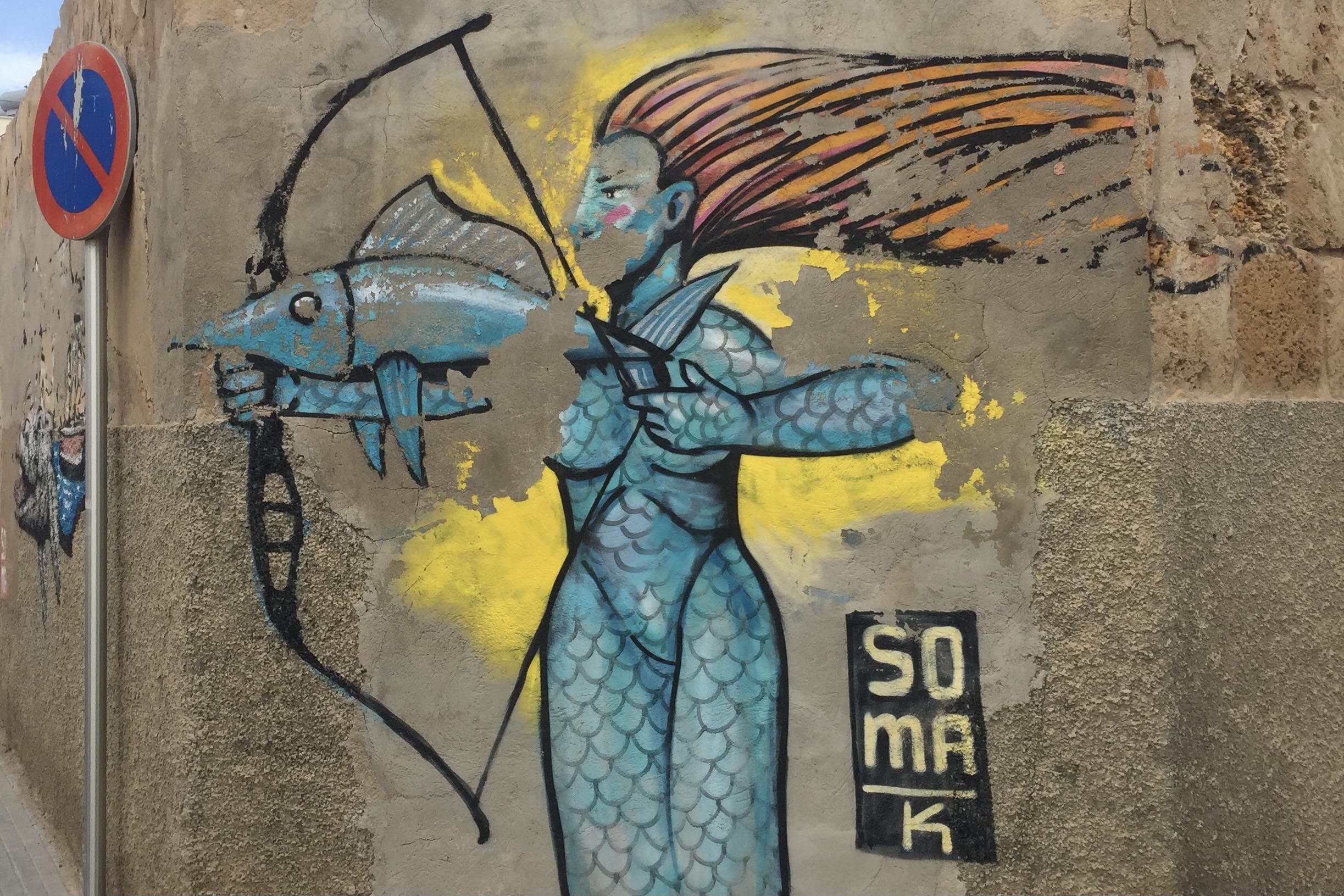 Con-temporary art: SOMA - Estilo Palma