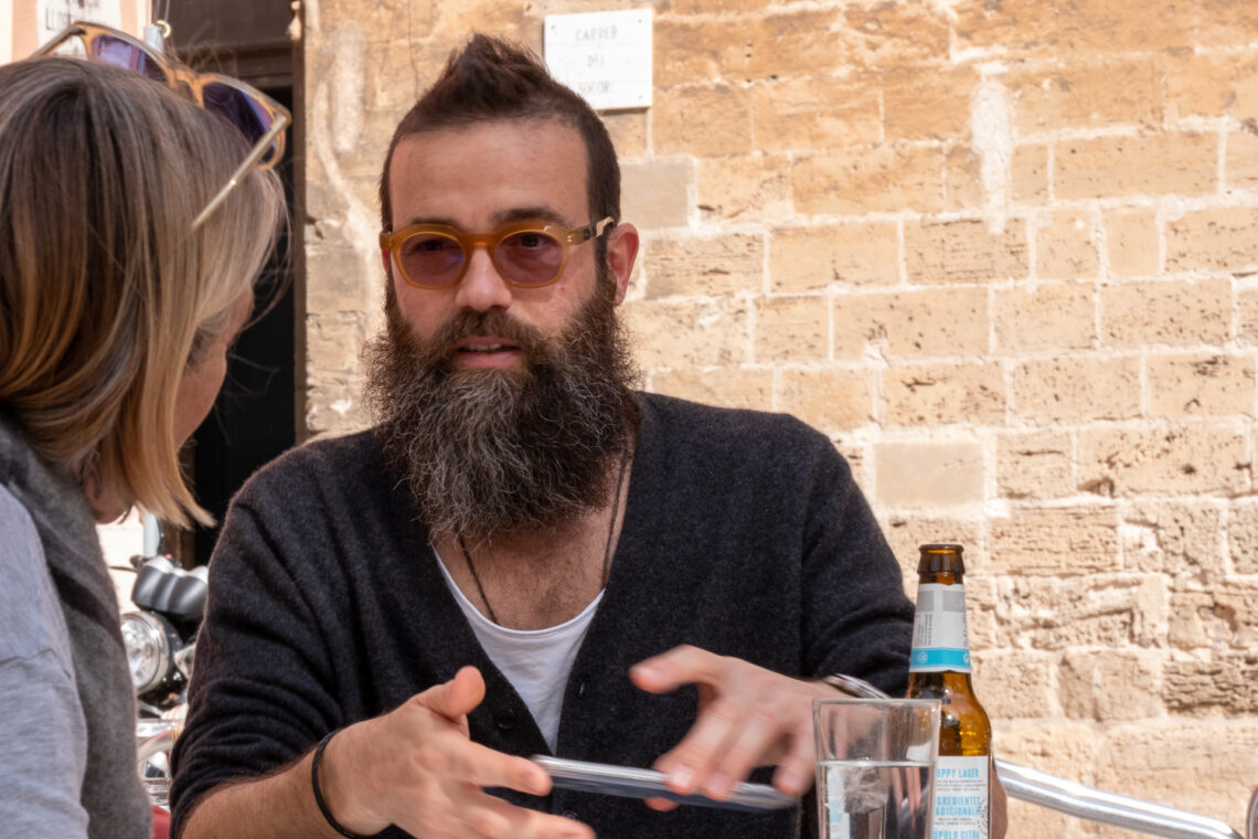 Abraham Calero: SOStenible