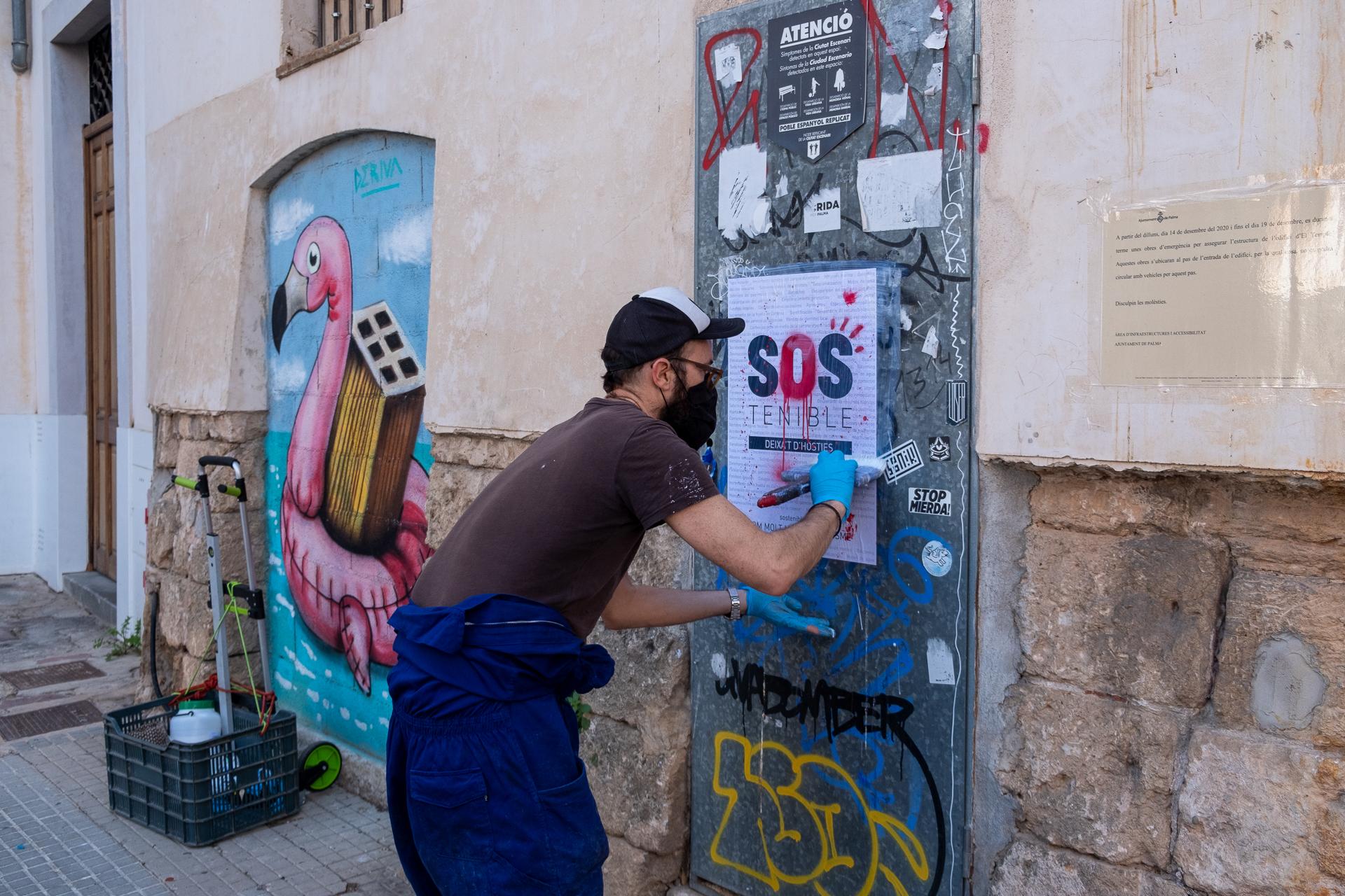 Abraham Calero: SOStenible - Estilo Palma