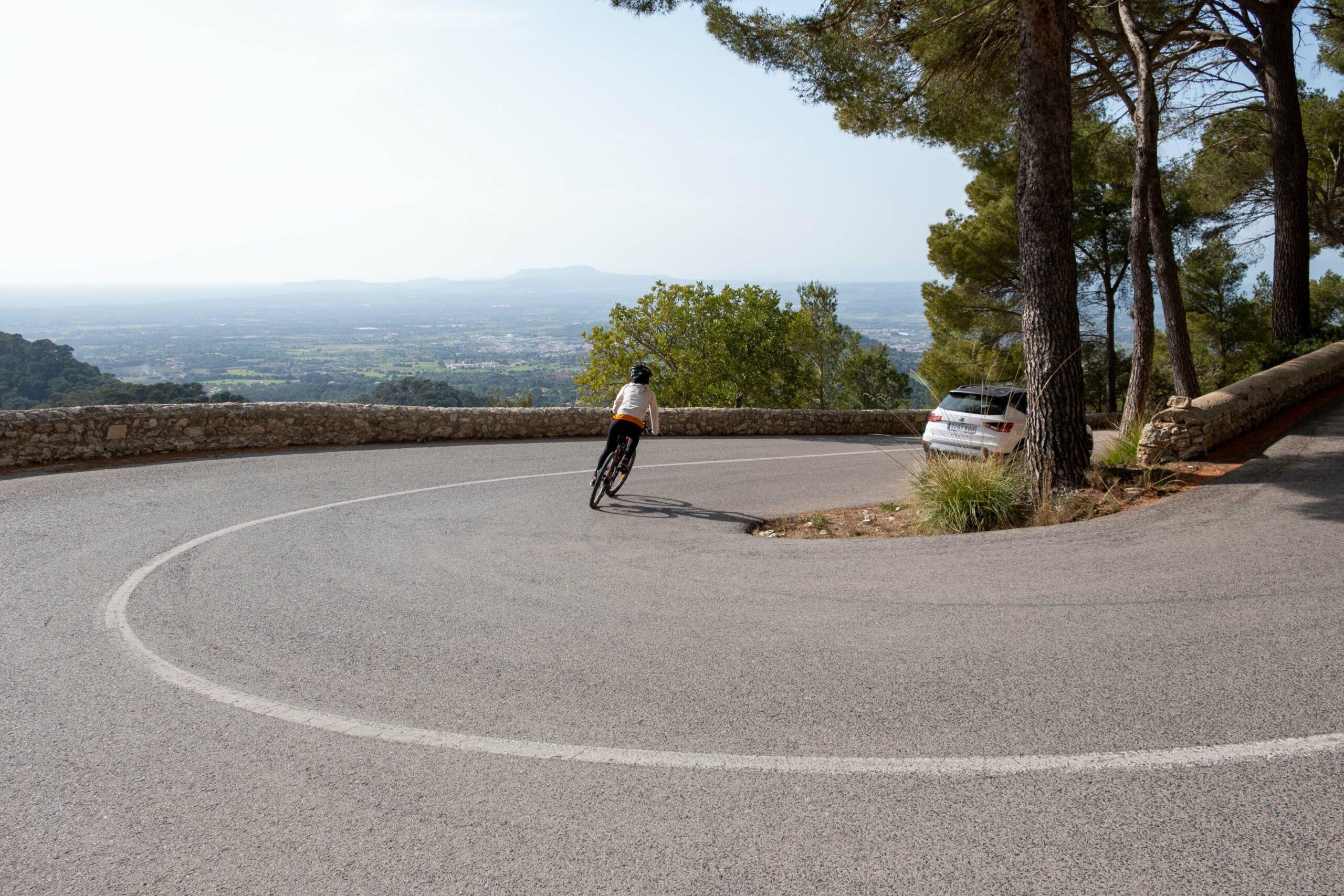 The long and winding road: Sant Salvador - Estilo Palma