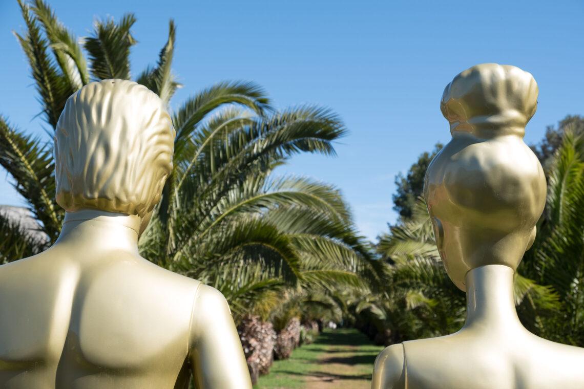 Museo Sa Bassa Blanca, Ken and Barbie
